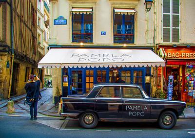 'Pamela Popo,' Paris 2016.