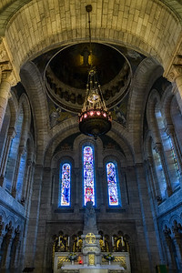 Sacre-Couer Basilica - Montmartre