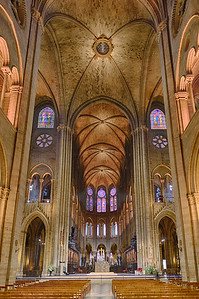 Glorious Notre-Dame de Paris (HDR)