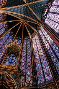 Sainte-Chapelle - King's Chapel