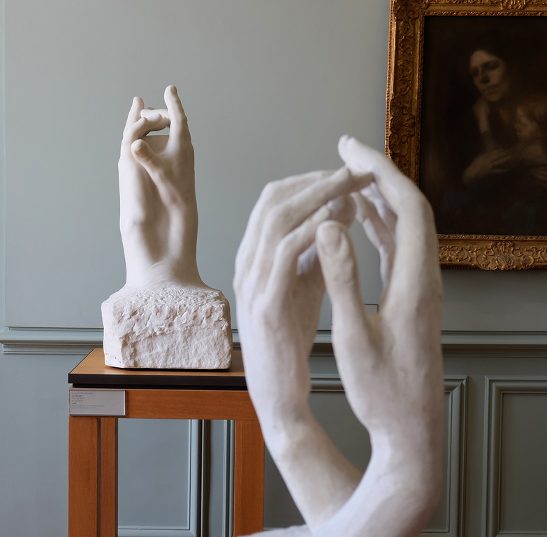 . Musée Rodin in Paris. Photo by Shmuel Thaler