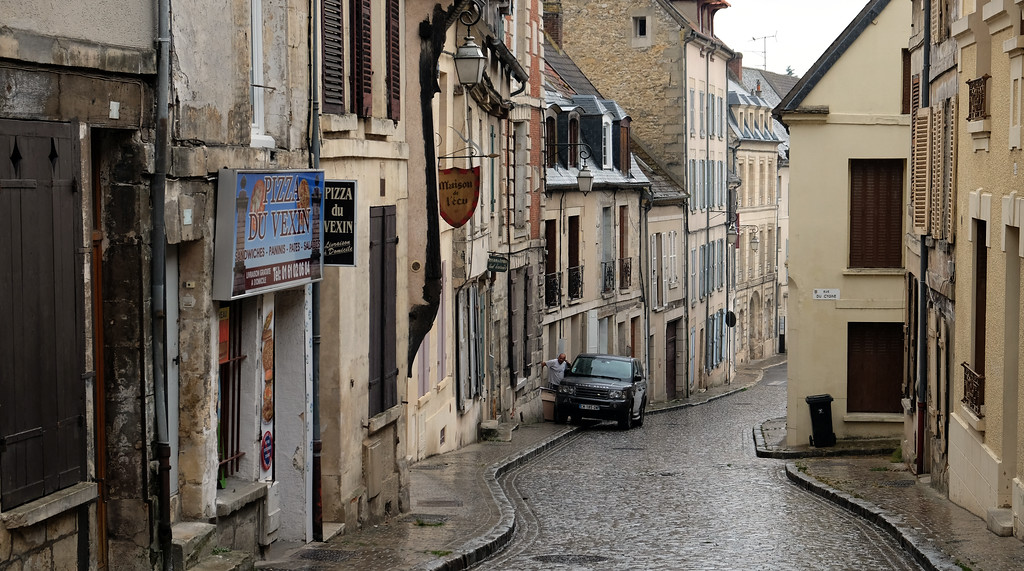 . Villiers-Adam, a town in the countryside outside of Paris, France. Photo by Shmuel Thaler