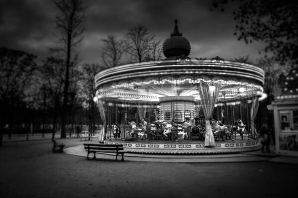 REF002 - Paris en Noir et Blanc par Antonio GAUDENCIO Auteur Photographe