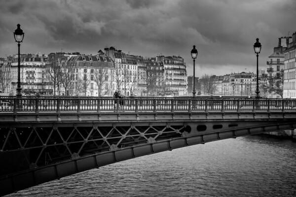 REF004 - Paris en Noir et Blanc par Antonio GAUDENCIO Auteur Photographe