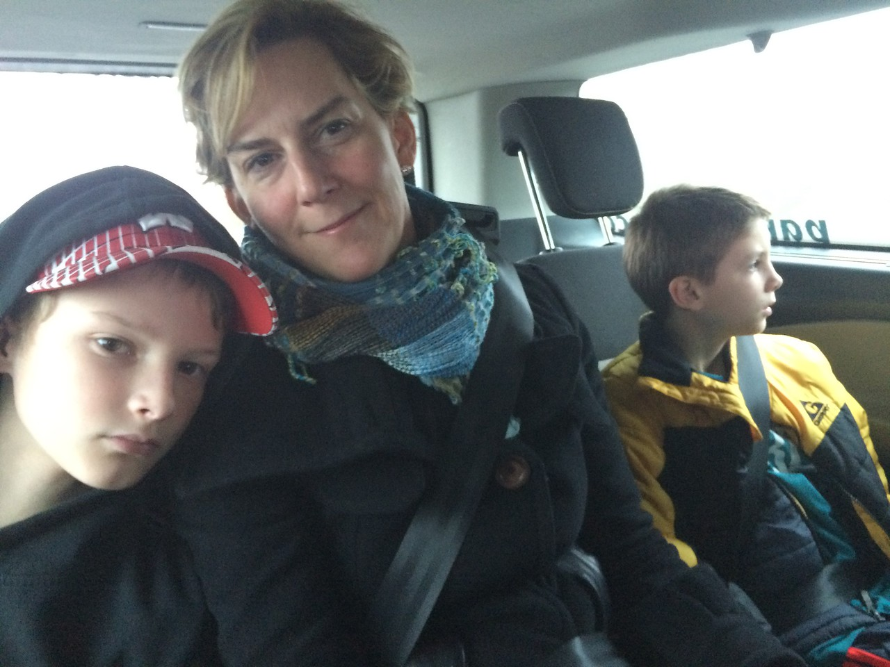 In Taxi from the airport: Saturday at 10:30 am