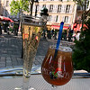 In the City and time for lunch and a drink near the hotel in St. Germain.