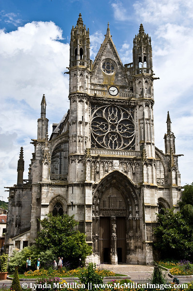 Vernon's Notre Dame, Church of our Lady
