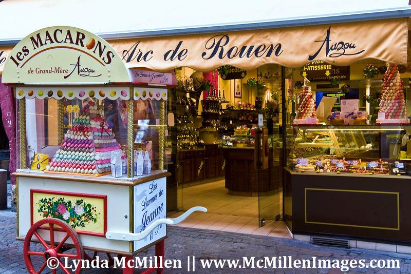 Rouen Candy Store