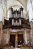 Organ built in 1674