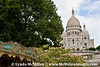 Merry-go-Round and Sacre Coeur.