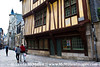 This is the oldest home in Rouen.