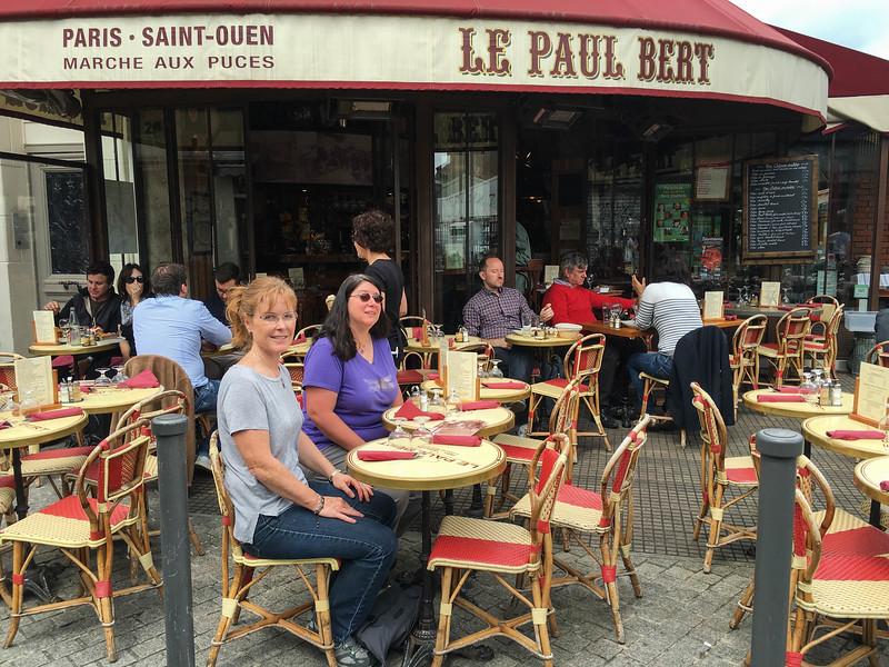 At the Paris Flea Market