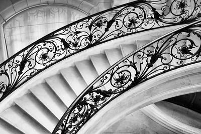 Petit Palais Stairs