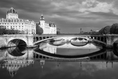 Seine Reflections