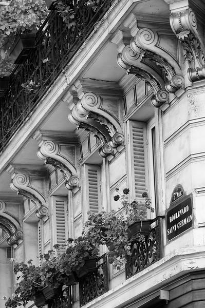 Paris Boulevard Saint Germain