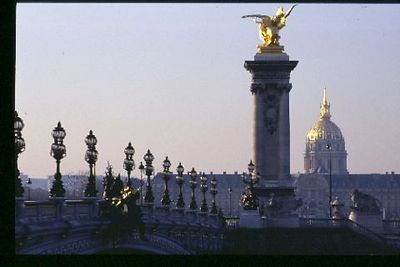 Pont Alexandre III from NW corner