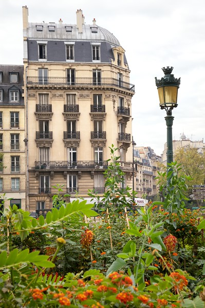 Paris Architecture