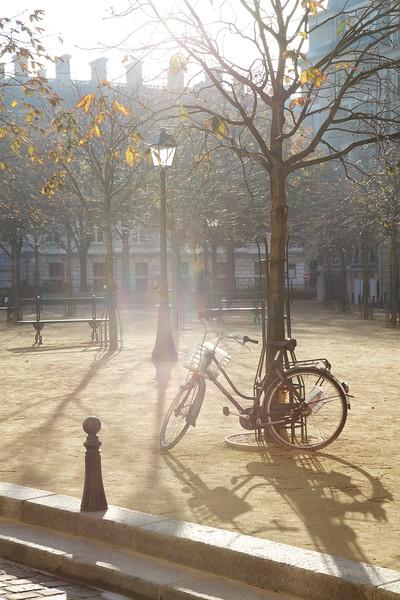 Paris Bicycle Parking