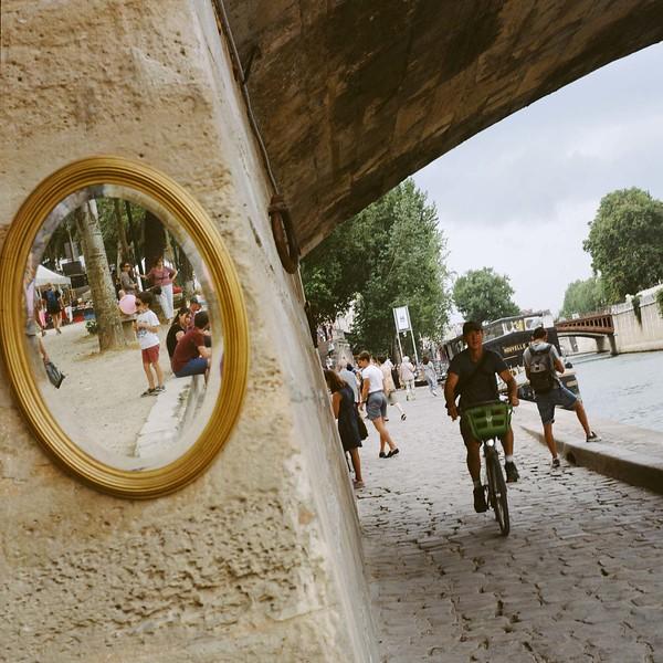 Quai de La Tournelle (5e arr.) 20 juillet 2019