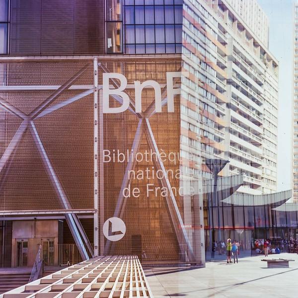 Bibliothèque nationale (13e arr.) 19 juillet 2019