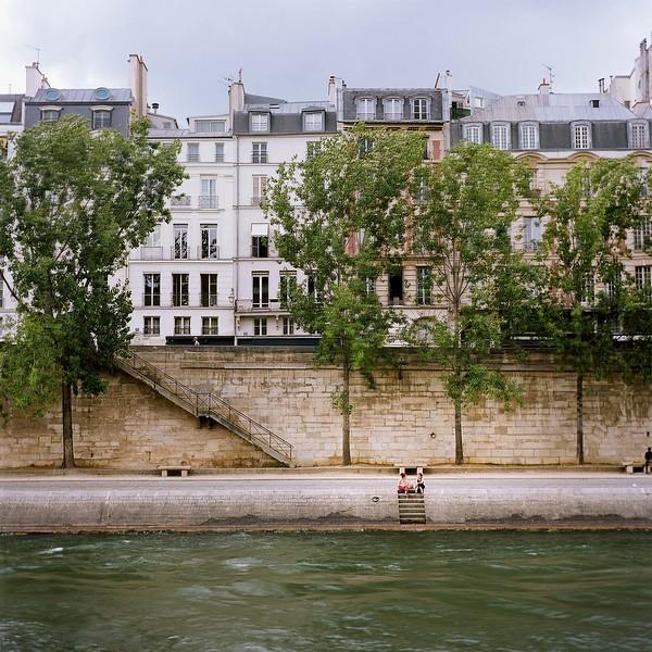 Quai du Louvre (1er arr.) 20 juillet 2019
