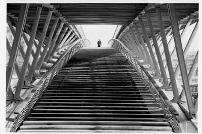 Seine Footbridge - Pont Solferino