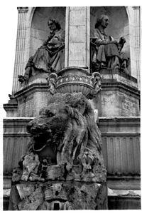 Fountain - Saint Sulpice