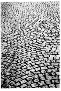 Street pattern, Latin Quarter