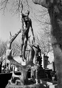 20 - Holocaust Statue