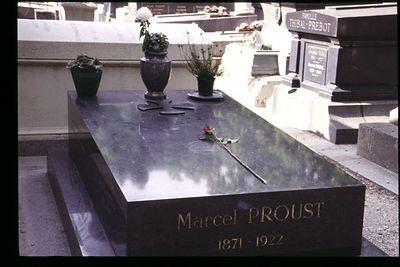 Proust Grave