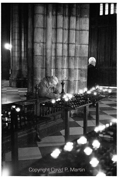 In Notre Dame de Paris