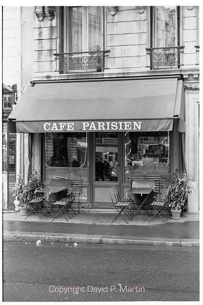 The Cafe Parisien