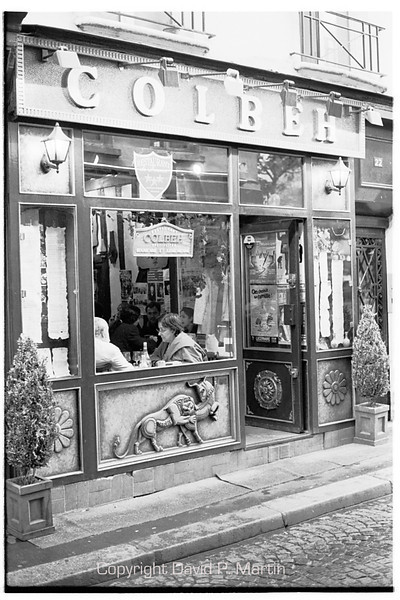 Restaurant Colber.