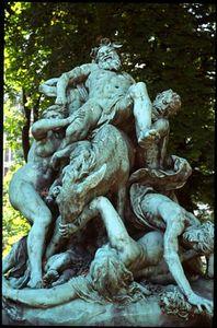 Statue #3, Jardin du Luxembourg