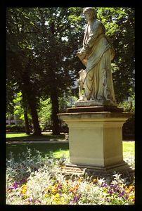 Statue #1, Jardin du Luxembourg