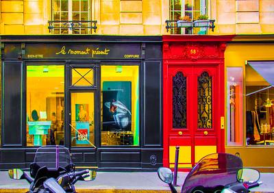 'Le Moment Présent,' Paris 2016.