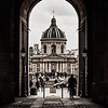 A peek at Institut de France.