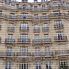 Apartment building in Paris
