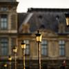 France; Ile de France; Paris (75); Pont Royal: Musee du Louvre // France; Ile de France Paris: Pont Royzl bridge, The Louvre museum