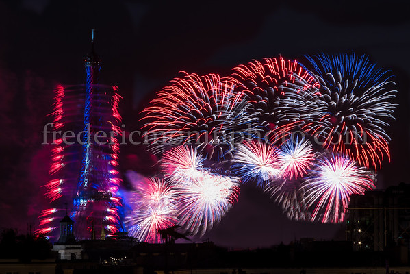 14 juillet at Paris