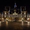 City hall of Paris