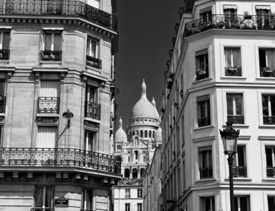 Le Sacre Couer, Paris