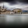 Île de la cîté à Paris ...