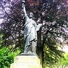 Statue of Liberty, Jardin Luxembourg