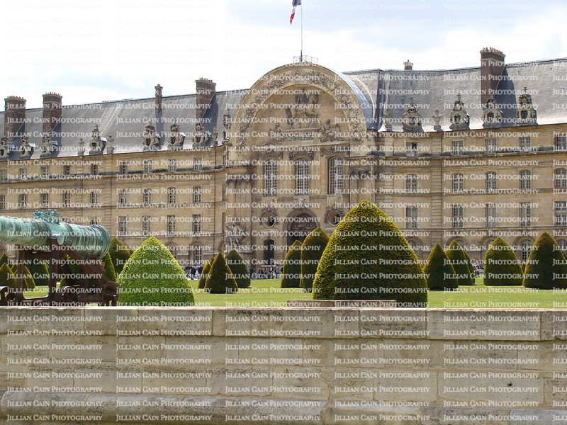 Les Invalides, Military Museum