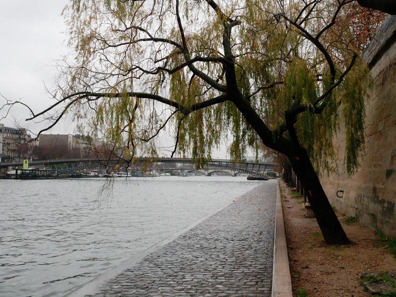 Paris, am Seineufer