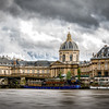 'Institut de France' in Paris