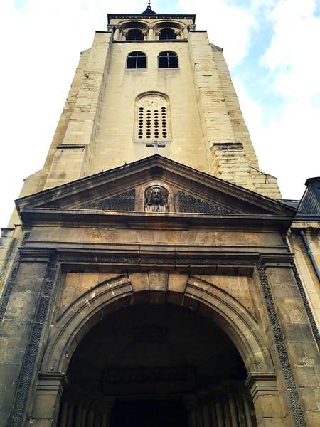 Paris church 1