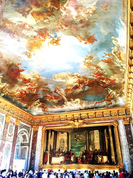 Versailles Grand Apartments 19