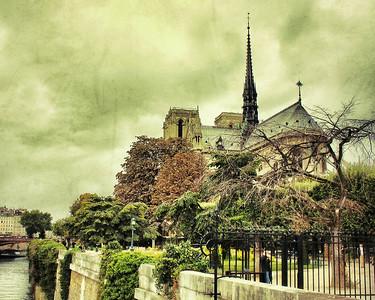 Gardens of Notre Dame